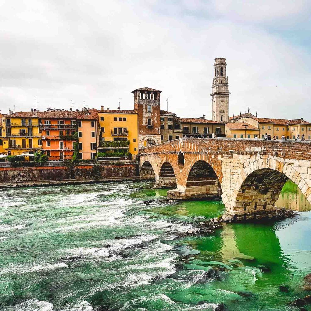 Most beautiful and romantic cities in Italy - Verona