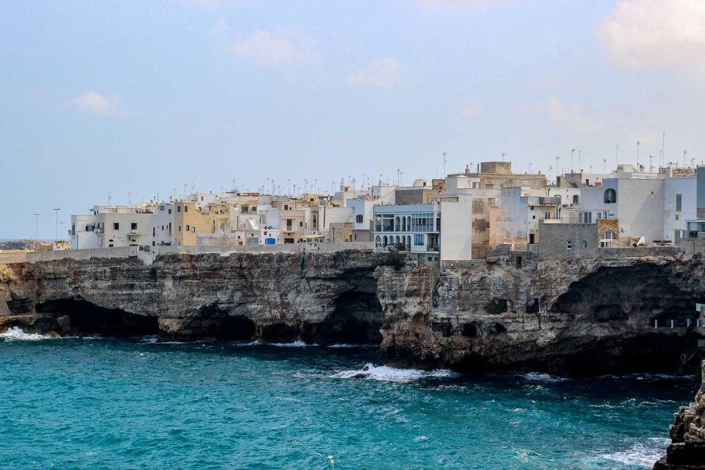 View from Pietra Piatta - Where to stay in Puglia Italy