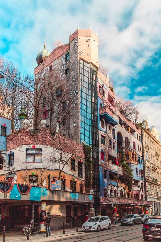 Hundertwasser Haus - Vienna must visit places