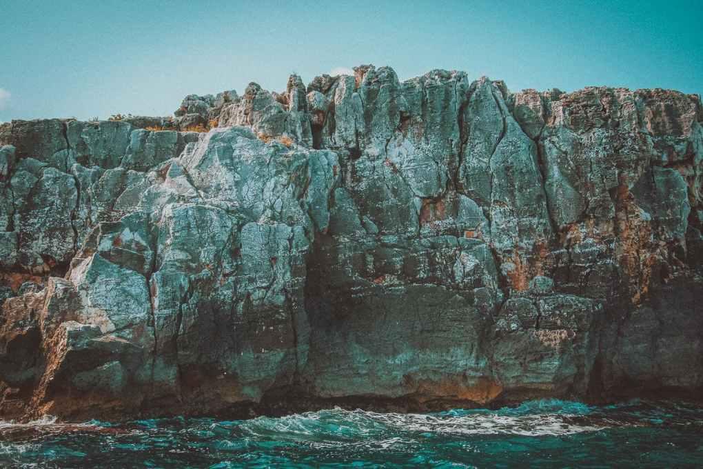 Castro Marina Rocky Formations