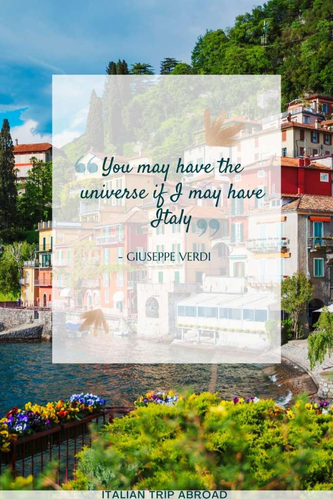 Beautiful Italy quotes