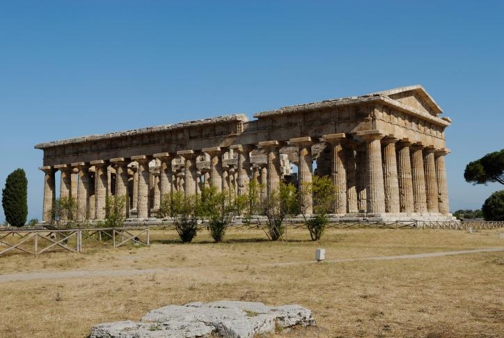 144797574-Paestum, Temple of Poseidon