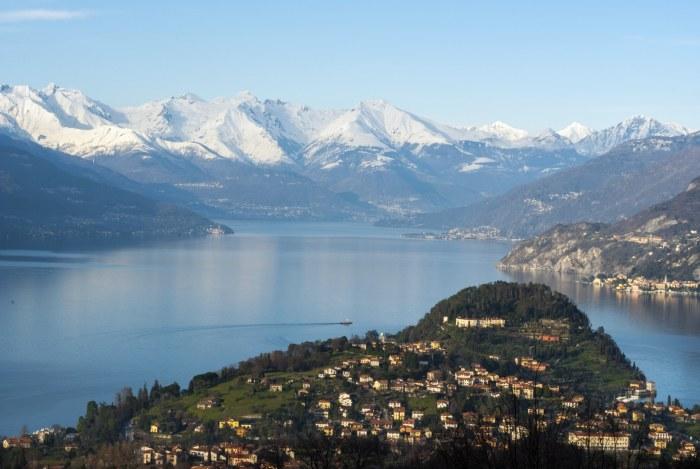 470062291-Lake Como from above Bellagio