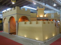 Banfi Vinitaly booth