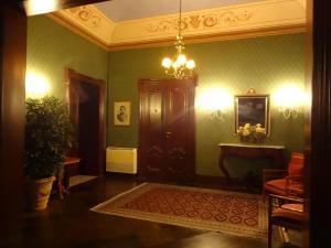 モーディカの邸宅ホテル