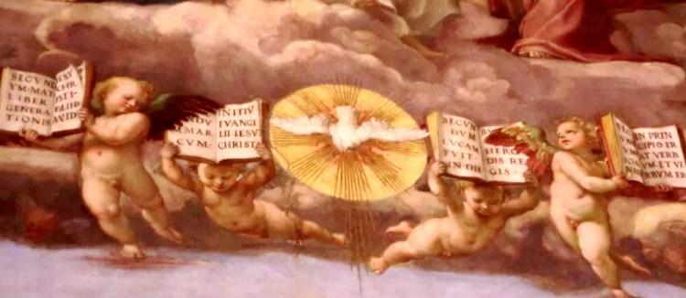 ラファエロの天使
