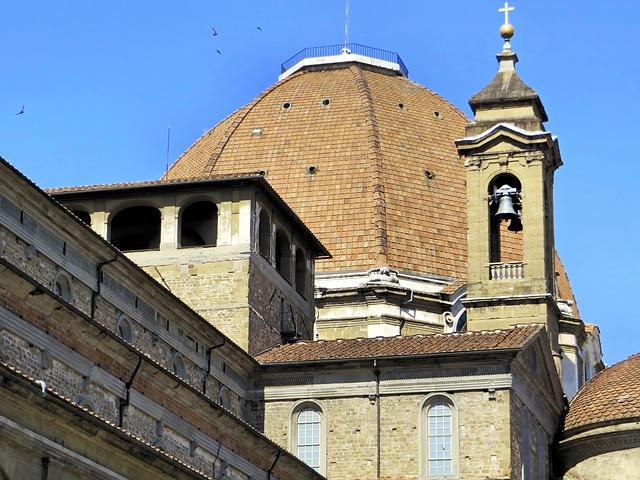 フィレンツェ サン・ロレンツォ教会