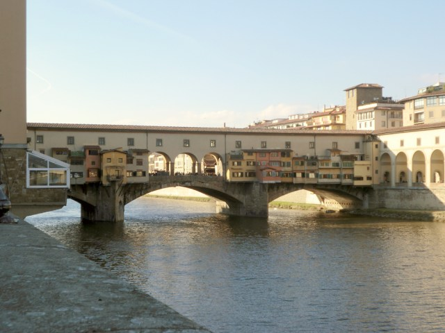 フィレンツェ ヴェッキオ橋