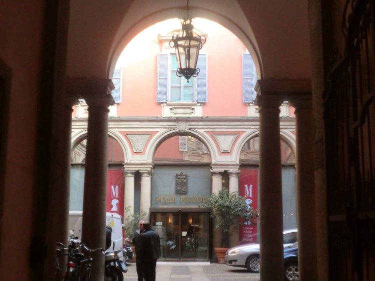 ミラノ 美術館