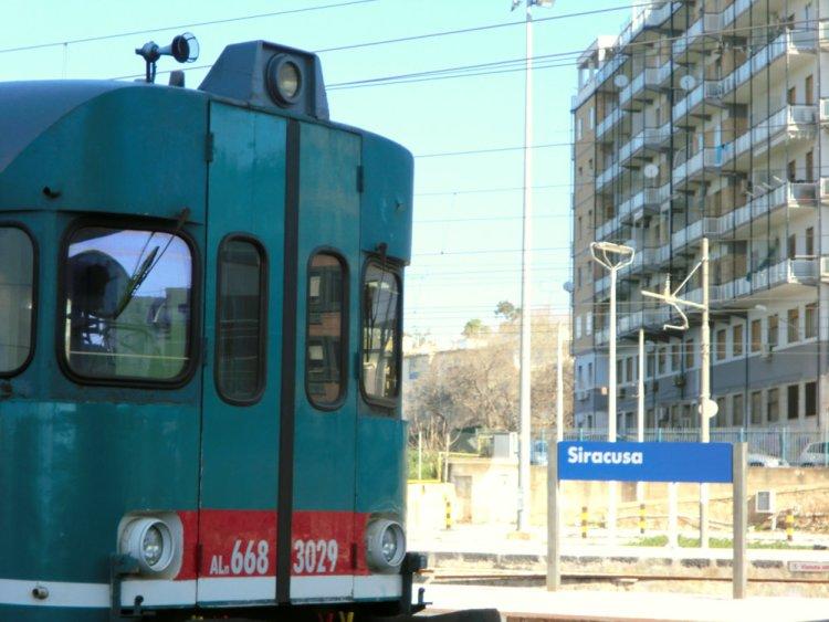 シラクーサ駅