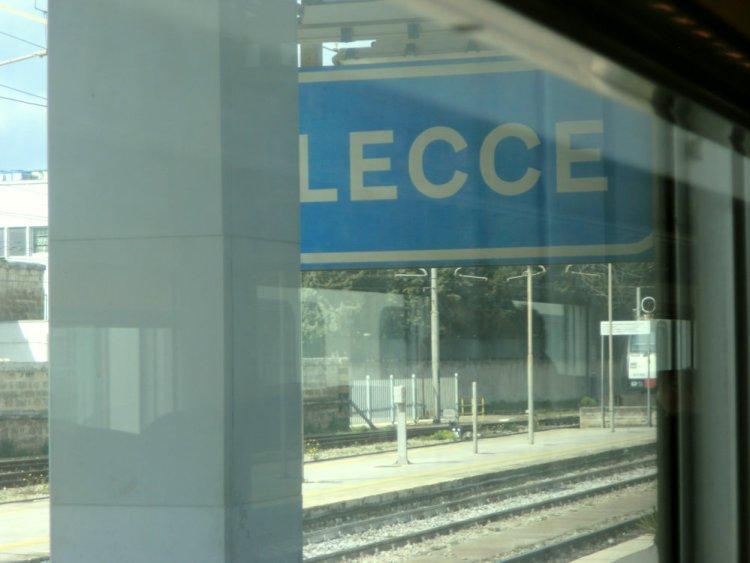 イタリアの駅