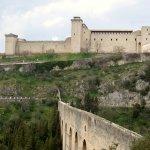スポレートの城塞
