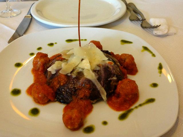 サン・マリノのレストラン