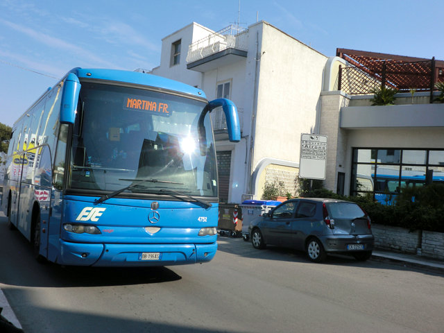 スド・エスト線の代替バス