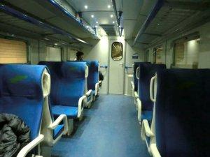 アップロ・ルカーネ鉄道の電車
