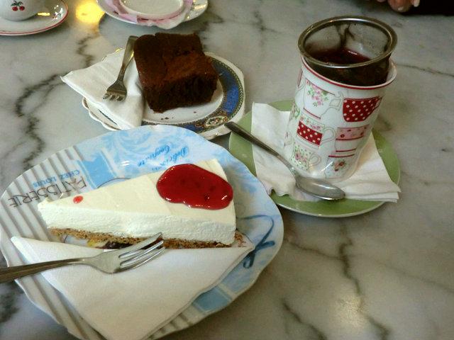 パレルモのチョコレートケーキ