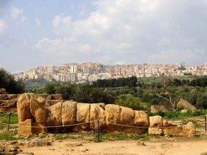 アグリジェント「神殿の谷」