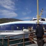 リパリ島の港