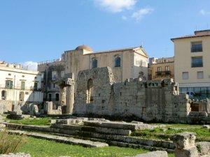 シラクーサのアポロ神殿
