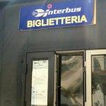 シラクーサのバス切符売り場