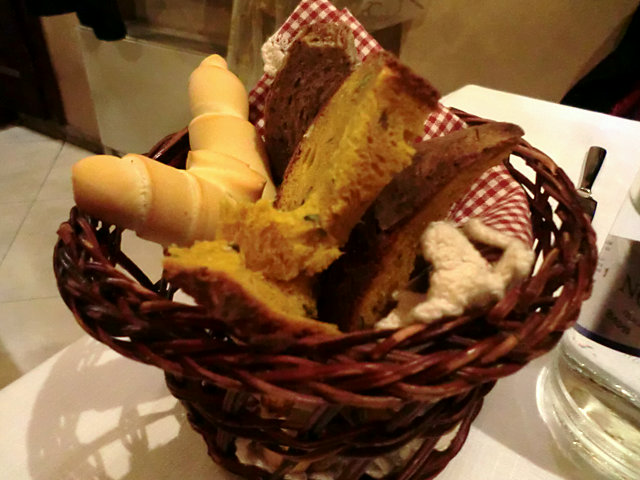 フェラーラのパン