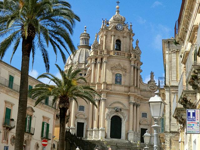 ラグーザ・イブラの大聖堂