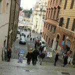 ローマの路地