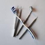 歯医者さんの道具
