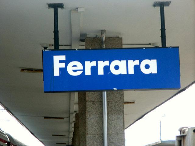 フェラーラ駅