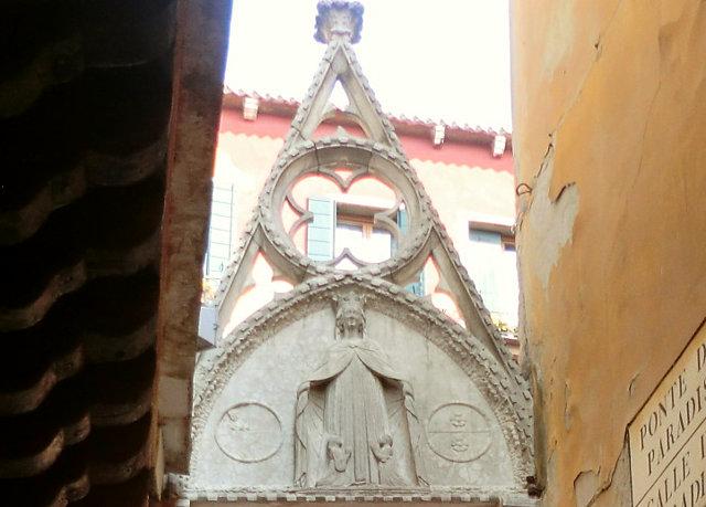 ヴェネツィア 天国の道