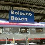 ボルツァーノ駅