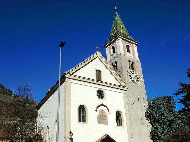 ボルツァーノの教会