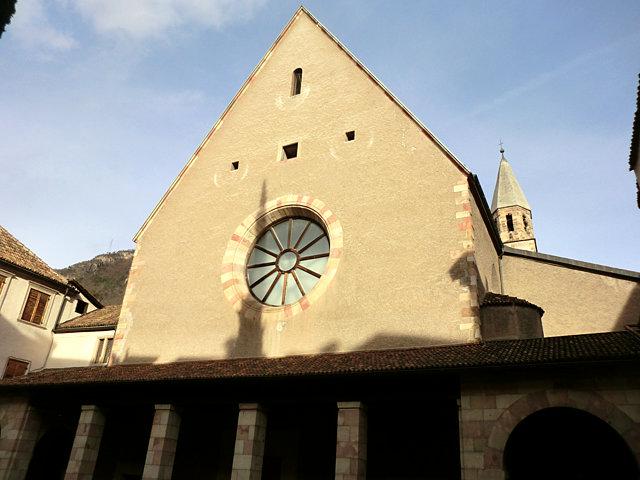ボルツァーノのフランチェスカーニ教会