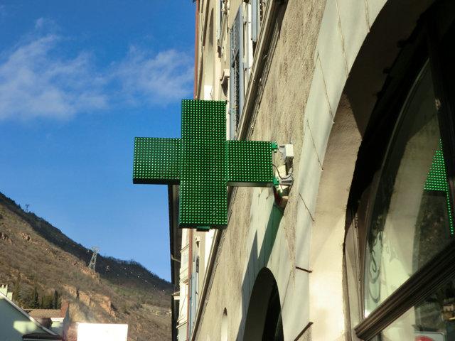 イタリアの薬屋