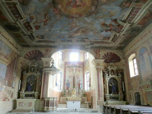 キウーザ サンタクローチェ教会
