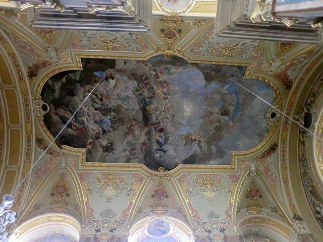 ブレッサノーネのドゥオモ天井画