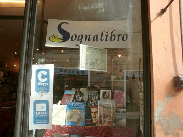 イタリアの書店