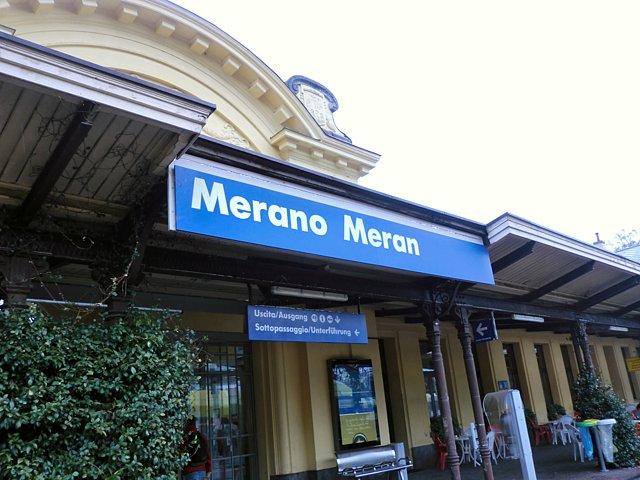 メラーノ駅
