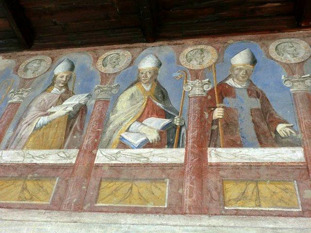 ブオンコンシリオ城のカステルヴェッキオ