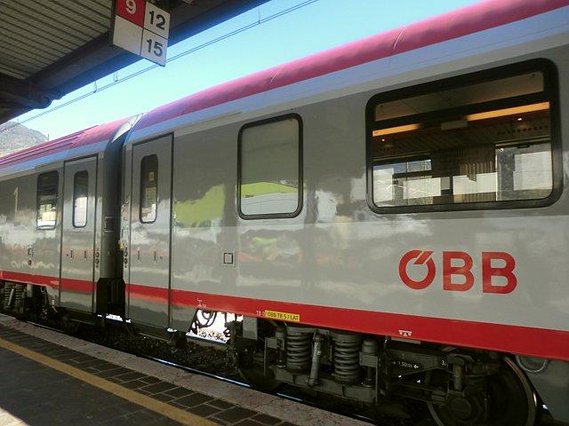 オーストリア鉄道の電車