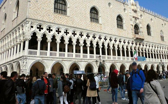 ヴェネツィアの3月
