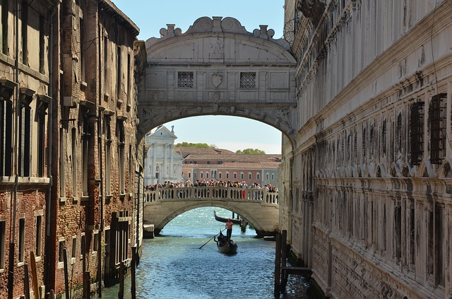ヴェネツィア溜息の橋