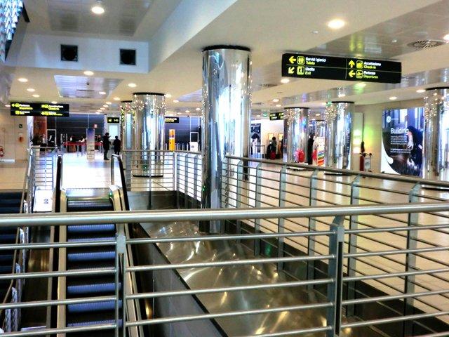 フィレンツェ空港