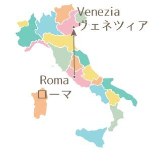 Roma-to-Venezia