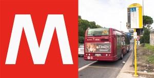 metro e autobus