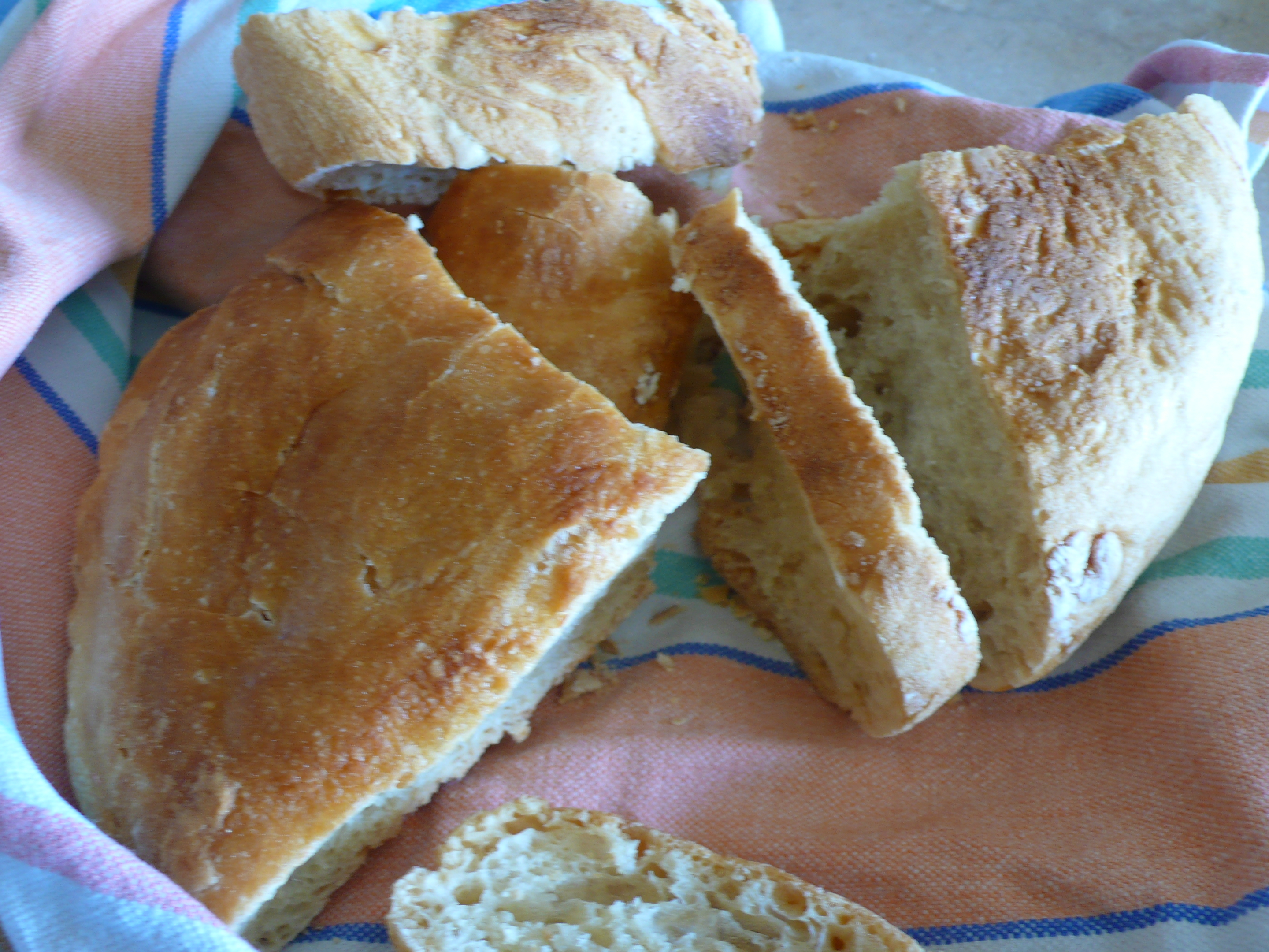 old bread