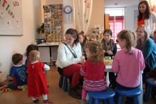 Piedini Kindergruppe
