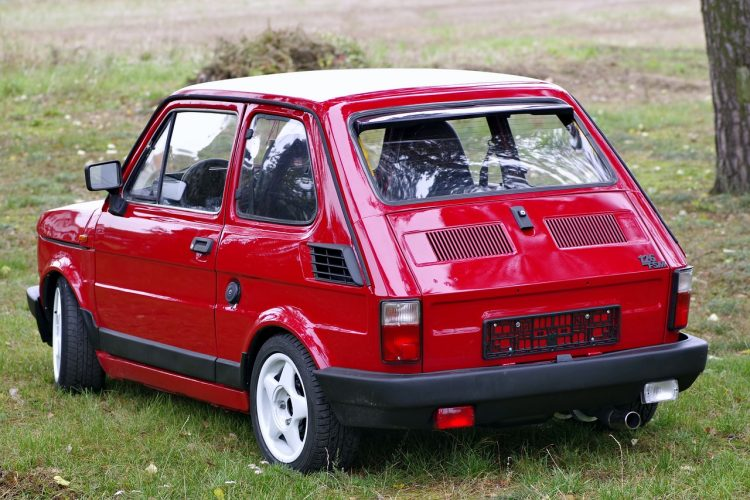 small fiat, toddler, fiat