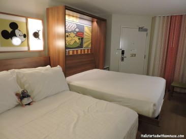 Pop Century Room Photos #itallstartedwithamouse
