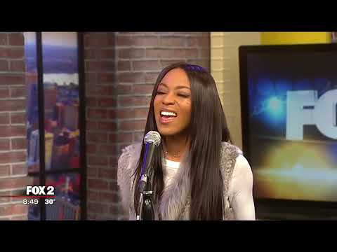 Dondria – You're The One (Live on Fox 2 News – Detroit